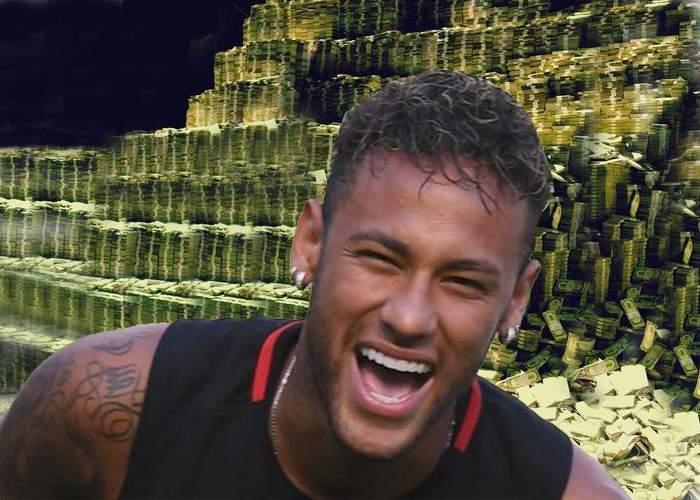 Lovitură pentru PSG! Neymar va fi indisponibil 2 luni, cât durează să-și numere banii încasați de la clubul francez