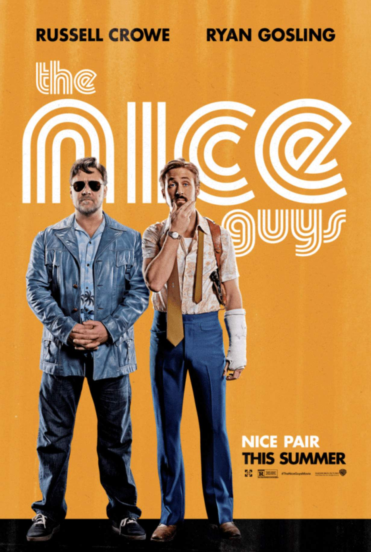 The Nice Guys (2016) – Atât!