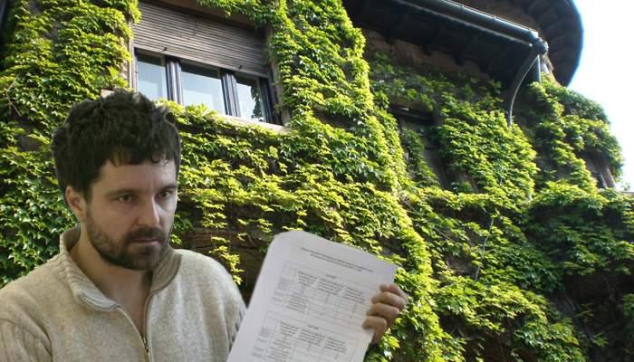 Nicuşor Dan a dat în judecată o iederă care a acaparat o clădire istorică din Bucureşti