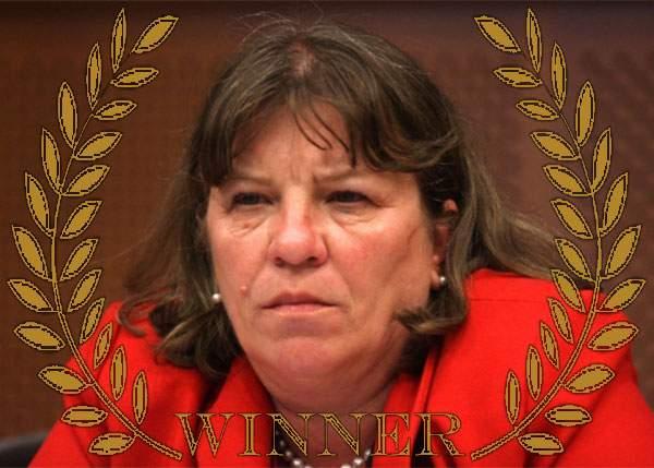 Norica Nicolai a câştigat şi anul acesta titlul de cel mai urât europarlamentar