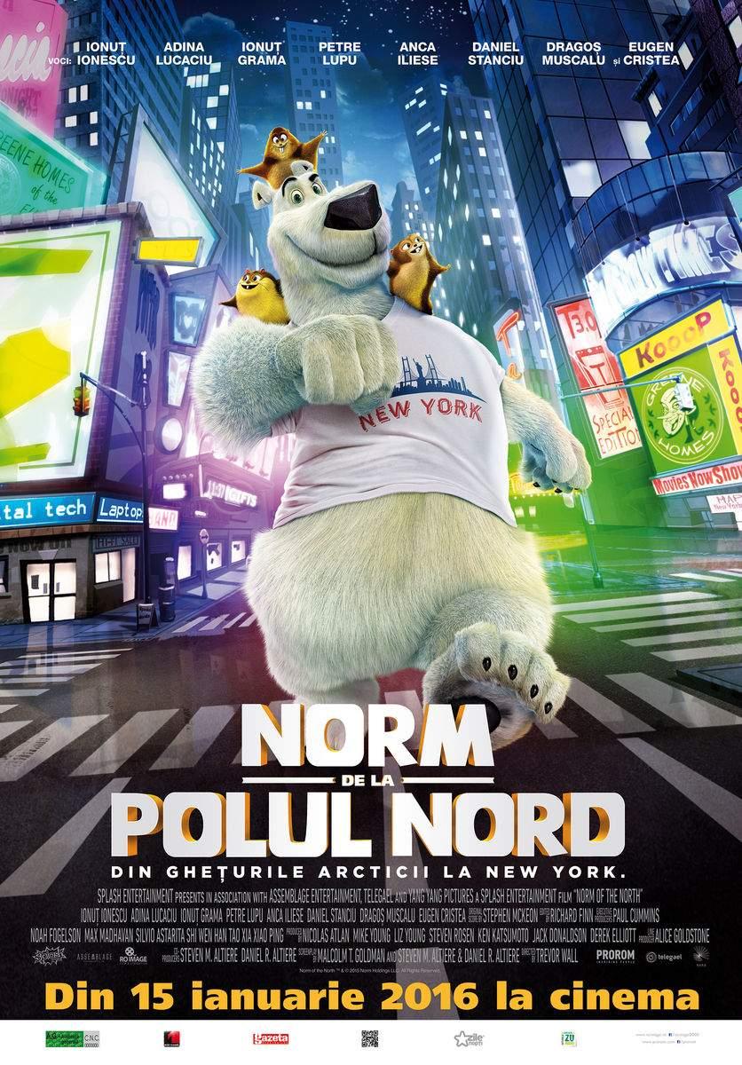 Norm of the North (2016) – Fram, ursul flecar