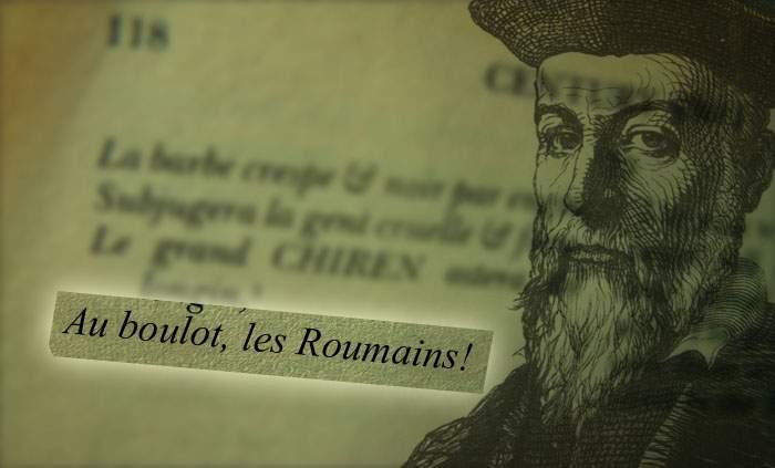 Putem sta liniştiţi! Potrivit lui Nostradamus, sfârşitul lumii vine abia după ce terminăm autostrada Ploieşti-Braşov