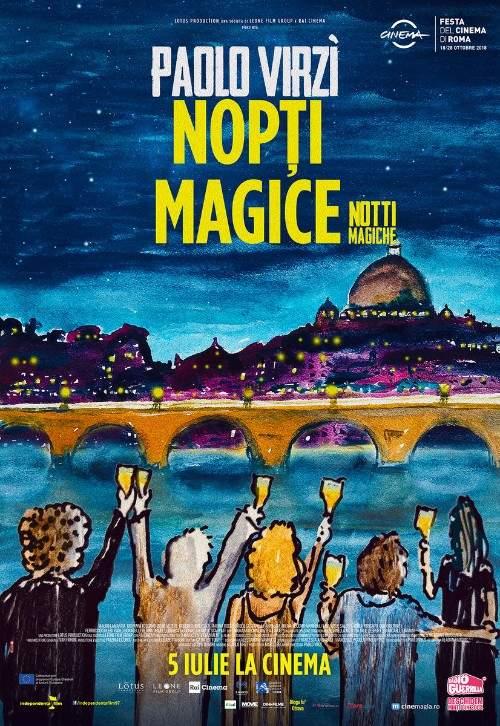 Notti magiche (2018) – Ține-ți scenariștii aproape, iar producătorii și mai aproape