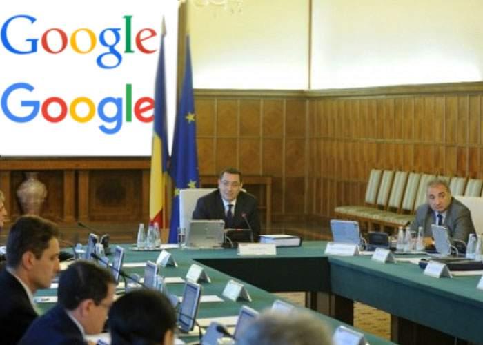 Ministerul Comunicaţiilor va cheltui 100 milioane de euro pentru a implementa noul logo Google