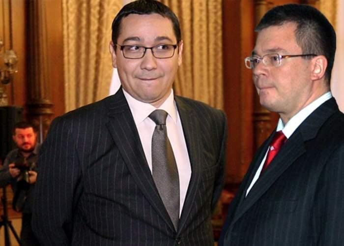 Băsescu, îngrozit că noul premier seamănă prea bine cu Ponta şi-i poate confunda la beţie