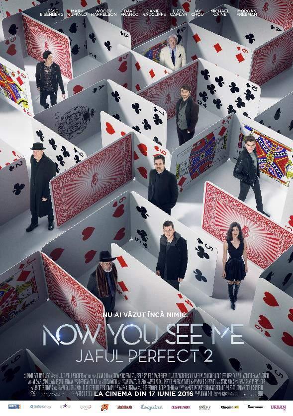 Now You See Me 2 (2016) – Impasul din mânecă
