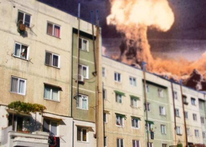 Îngrijorător! În caz de atac nuclear, mii de români ar lăsa geamul deschis, măcar să intre nişte căldură