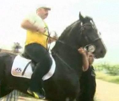 Interviu cu calul lui Nuţu Cămătaru