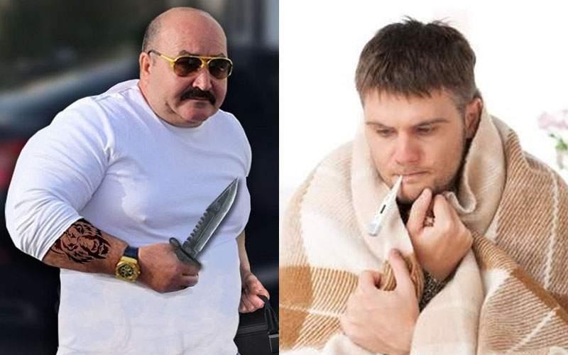Un român a luat gripă de la Nuţu Cămătaru şi acum trebuie să i-o dea înapoi cu dobândă