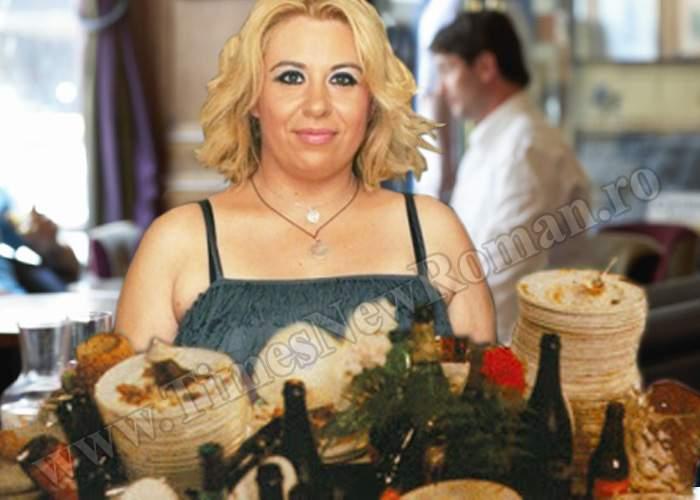 """Oana Roman a falimentat trei restaurante """"all you can eat"""" într-o singură lună"""