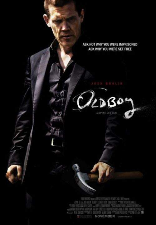 Oldboy (2013) – Not old enough