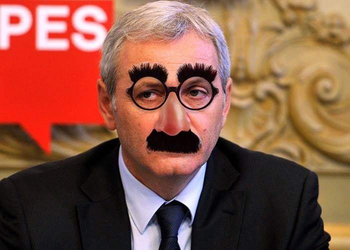 Misteriosul baron PSD Oliviu Gradnea a semnat şi el scrisoarea anti-Dragnea, cu condiţia să primească şefia partidului