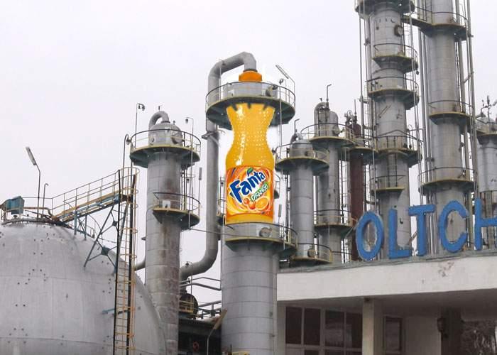 Privatizarea Combinatului Chimic Oltchim a aruncat în aer preţurile la Fanta şi Danone
