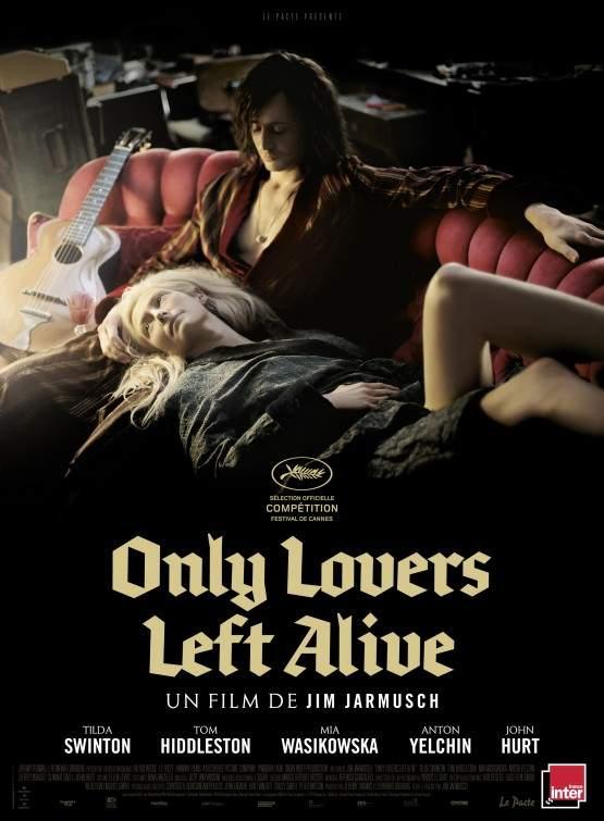 Only Lovers Left Alive – Poți să-ți și dai drumul la venă…