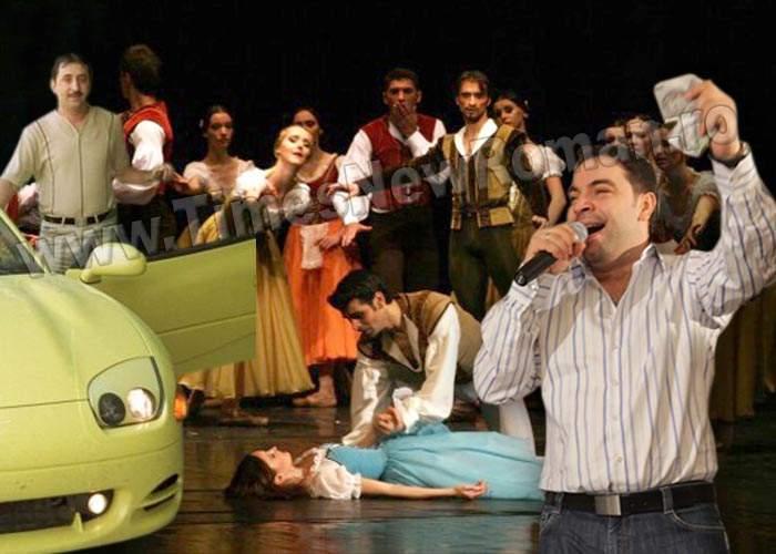 """""""Carmen Şerban"""" de Bizet, primul spectacol de operă cu manele"""