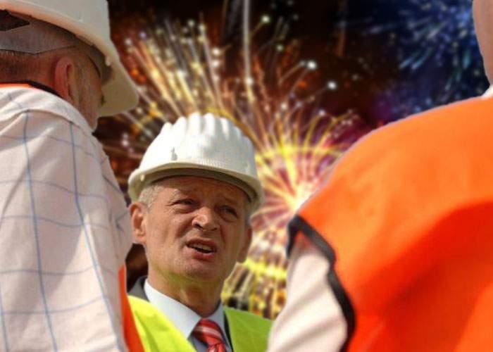 Oprescu promite un foc de artificii atât de puternic că va dărâma sute de clădiri monument istoric