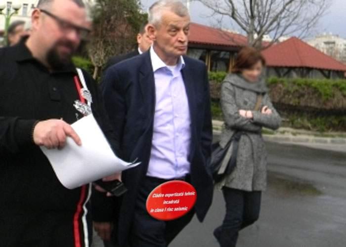 """Sorin Oprescu şi-a pus bulină roşie: """"În caz de cutremur, există riscul să mi se rupă"""""""