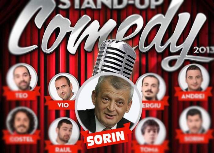 Oprescu îi bagă în foame pe comedianţii români: va ţine conferinţele în cluburi de stand-up