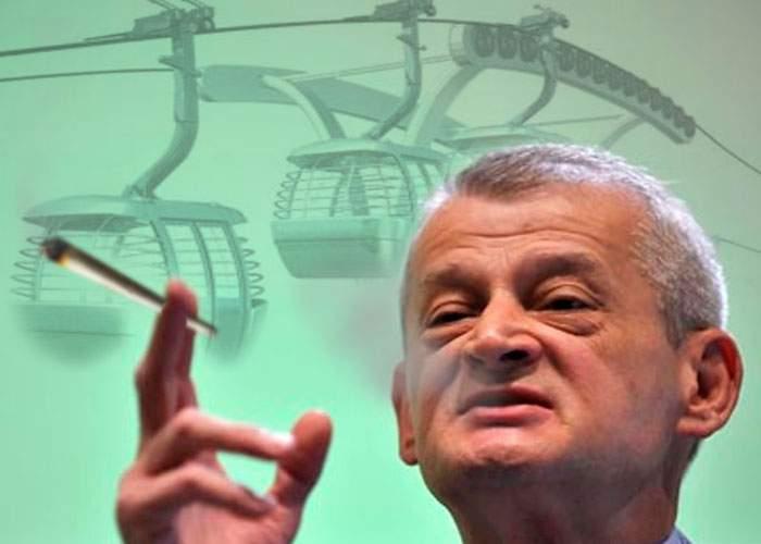 """Oprescu nu mai vrea telegondolă în Bucureşti: """"Mi-a venit o idee şi mai trăsnită, cu trambuline"""""""