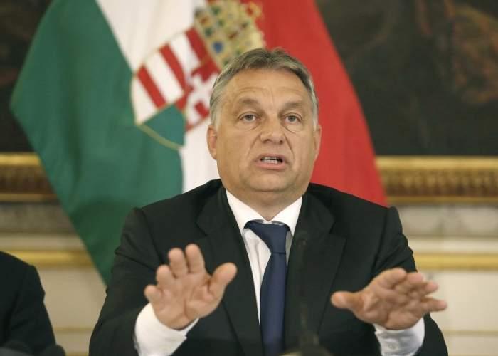 Viktor Orban i-a îndemnat pe unguri să voteze cu PSD, că face mai mult rău ţării decât UDMR