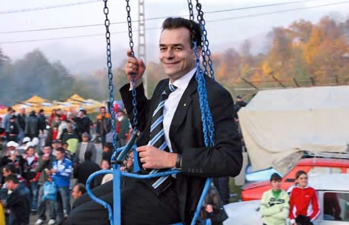 21 de lucruri despre noul prim ministru al României, Ludovic Orban