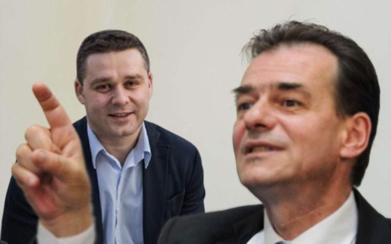 Confuzie la PNL! Orban a strigat să vină Ciucu' şi în loc de bere a venit Ciprian Ciucu