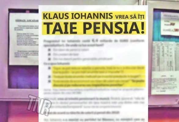 Fotogalerie! Am găsit în cutia poştală 7 pliante prin care Ponta îşi denigrează contracandidaţii