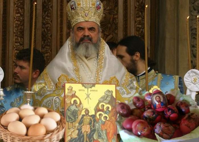 Patriarhul Daniel, victorie în instanţă! Supermarketurile nu mai au voie să vândă ouă pentru că sunt obiecte de cult