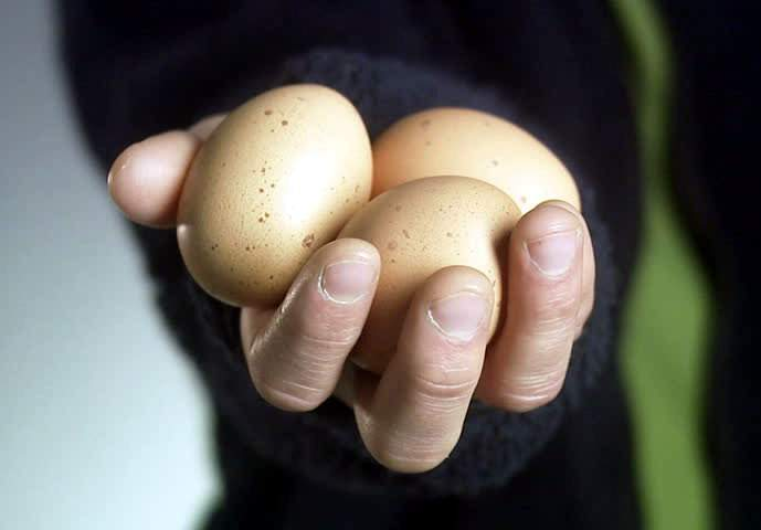 18 lucruri despre scumpirea ouălor