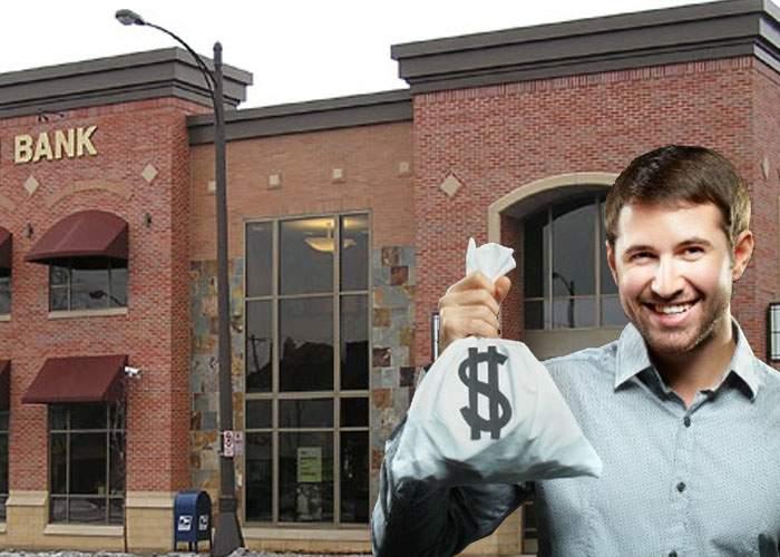 Ingenios! Un român a păcălit banca să-i păstreze salariul şi el să rămână cu comisioanele