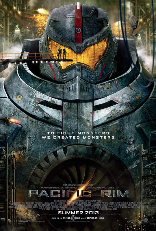 Pacific Rim – Why so serious?