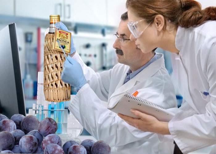 Prima pălincă de peste 100 de grade, testată cu succes într-un laborator din Zalău