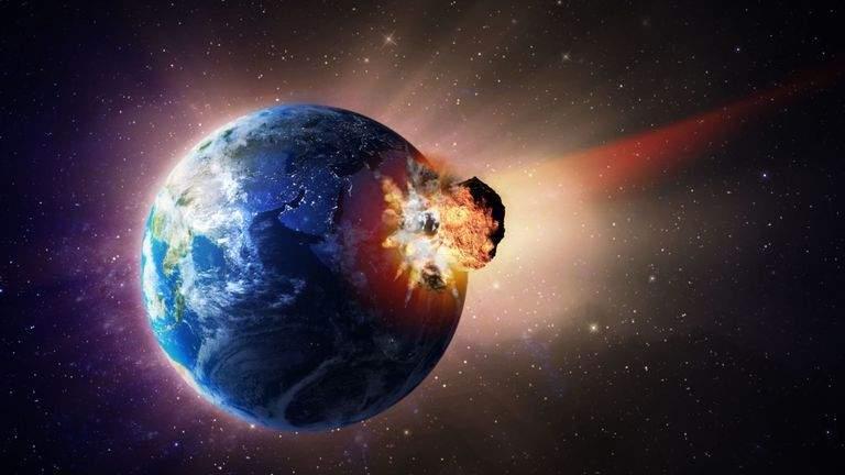 """Veşti bune de la NASA: """"Nu vă mai bateţi capul cu încălzirea globală, că vine asteroidul!"""""""