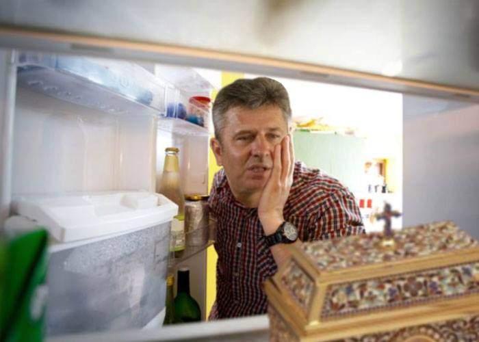 Pandele se plânge că Gabi Firea îi tot scoate berile din frigider, ca să-și țină ea moaștele la rece