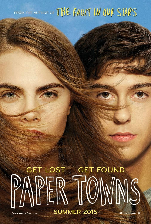 Paper Towns (2015) – Fata de peste drum și fata mare