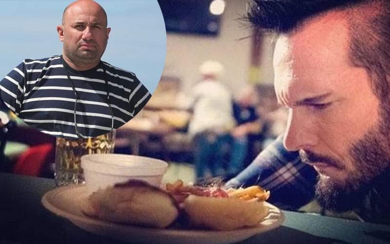 Român, contrariat după ce a găsit un păr în mâncarea gătită de chef Scărlătescu