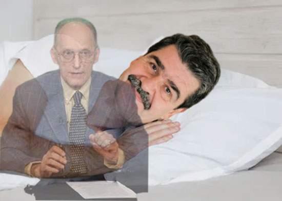 Paragramatical! Stafia lui George Pruteanu i-a apărut în vis lui Radu Paraschivescu!