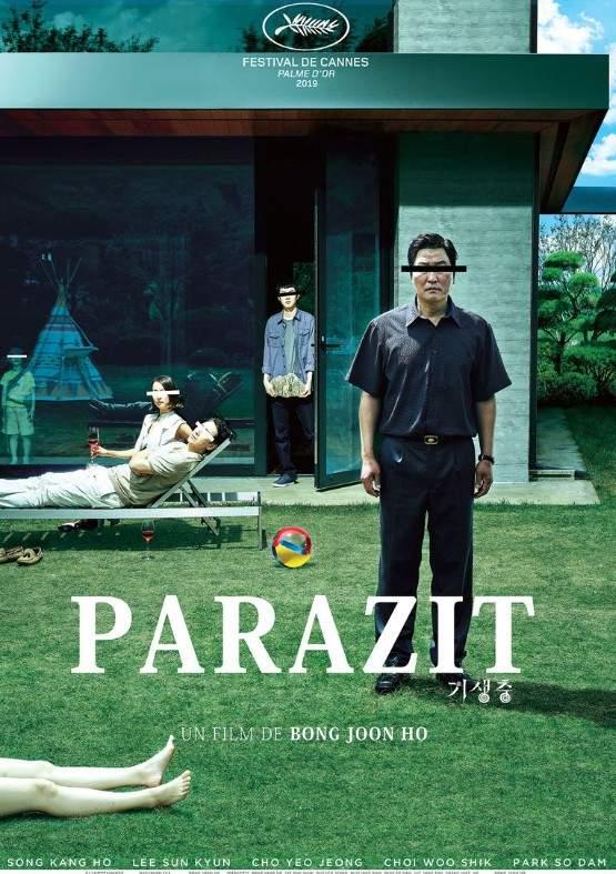 Parasite (2019) – Marele Palme d'Or și adevăratul home invasion