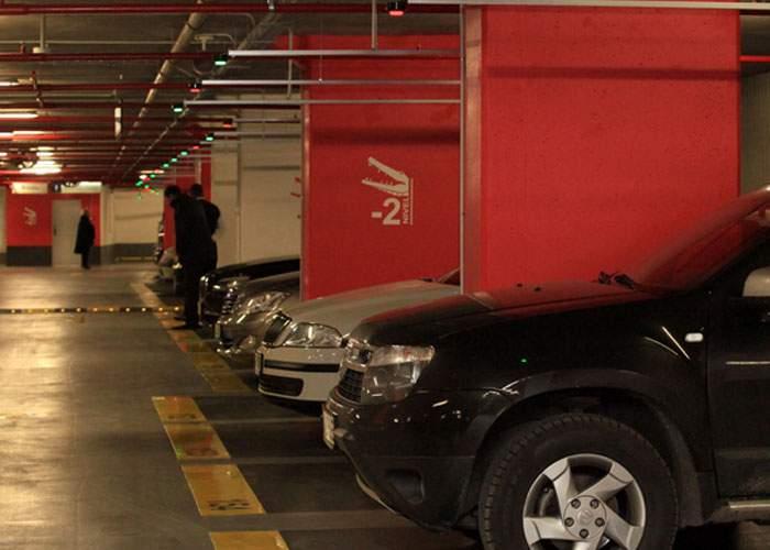 12 lucruri despre noua parcare subterană din Piaţa Universităţii