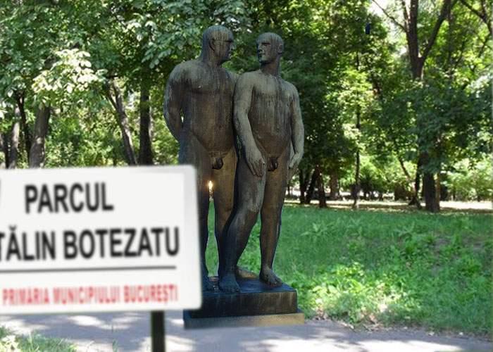 Parcul Operei din Capitală va fi redenumit Cătălin Botezatu, în cinstea marelui heterosexual român