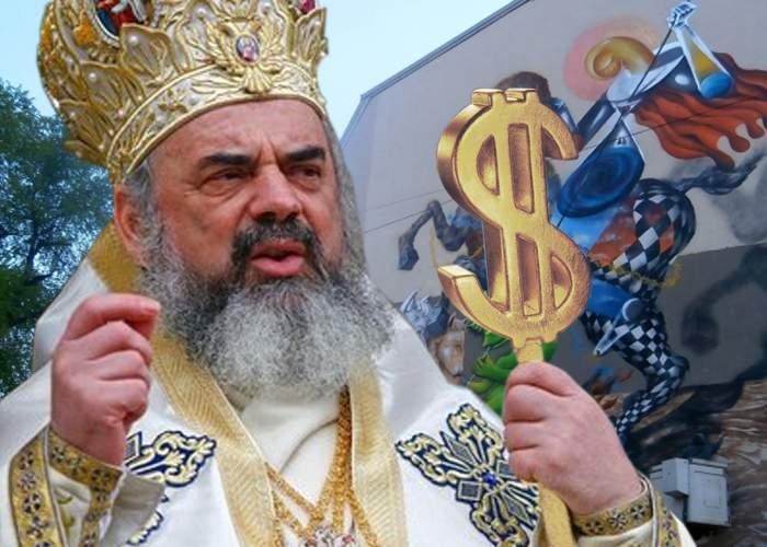 Patriarhul vrea mai mult! După ștergerea picturii Sf. Gheorghe, cere să i se dea clădirea cu totul
