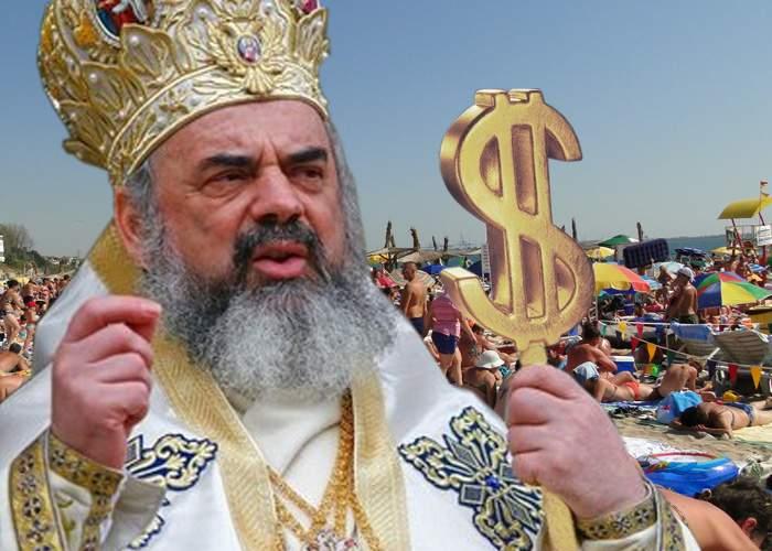 Patriarhul Daniel: Pe timpul verii, bisericile cu aer condiţionat vor percepe 15 lei taxă de intrare