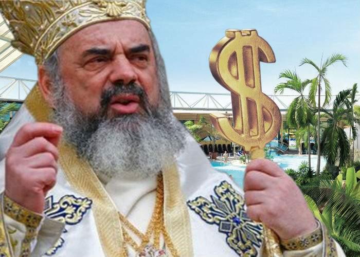 Patriarhia lansează AgheasmăLand, cu apă sfinţită şi saună cu tămâie