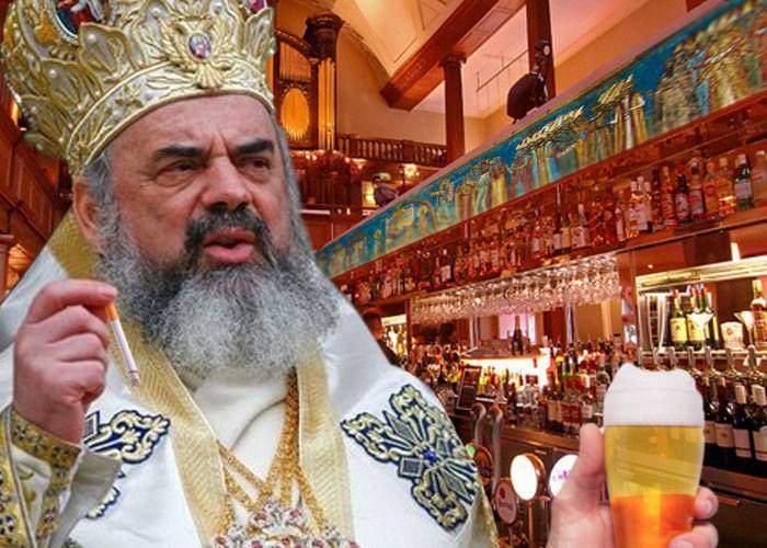"""Patriarhul profită de legea anti-fumat: """"După slujbe, biserica se tranformă în bar de fumători"""""""