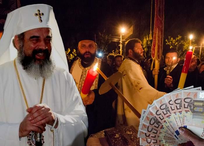 Patriarhul Daniel: Pentru că românii s-au cam nesimţit, anul ăsta Învierea va fi cu dar