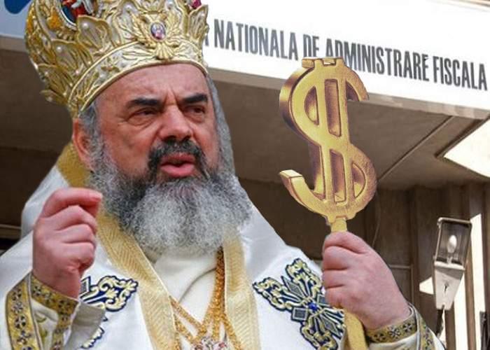 """Biserica îndeamnă românii să plătească taxele: """"Noi, dacă n-am fi scutiţi, imediat le-am plăti!"""
