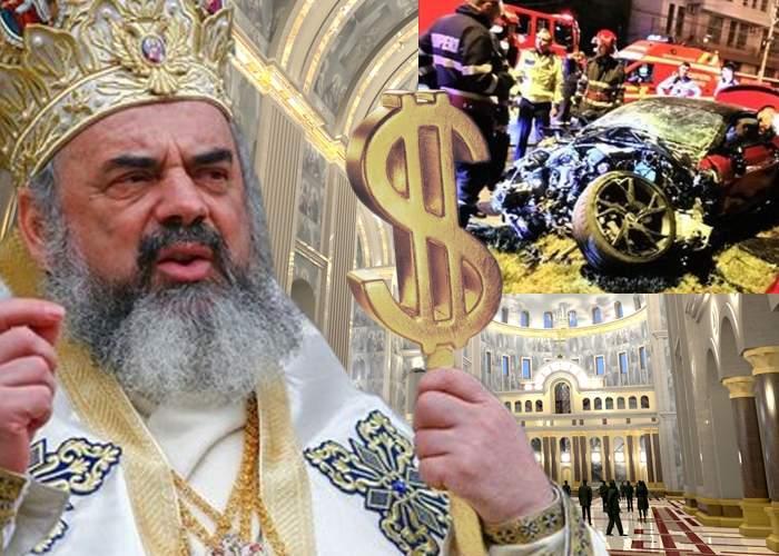 Patriarhul va ţine o slujbă pentru victima accidentului, Aston Martin-ul lui Mario