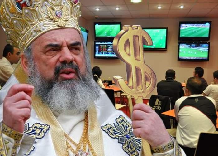 Pentru o sumă modică, Patriarhul dă dezlegare la pariuri sportive pentru microbişti
