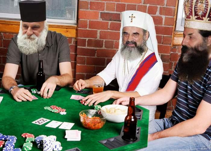 """Patriarhul Daniel a decis să ţină slujba de Înviere la 12 ziua: """"Seara joc poker cu mitropoliţii"""""""