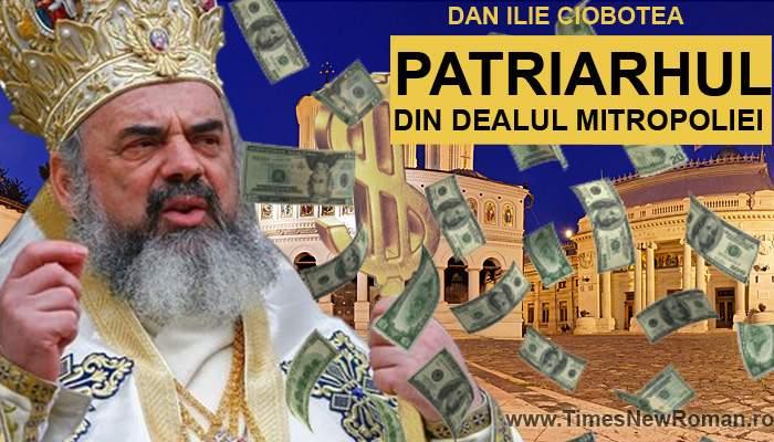"""Fotogalerie! BOR face un remake după """"Lupul de pe Wall Street"""": """"Patriarhul din Dealul Mitropoliei"""""""